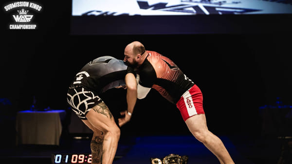 Il Combat Jiu-jitsu EBI è arrivato in Italia 1