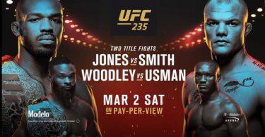 UFC 235: JONES VS SMITH 6