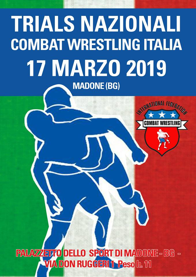 Trials Combat Wrestling 2019 1