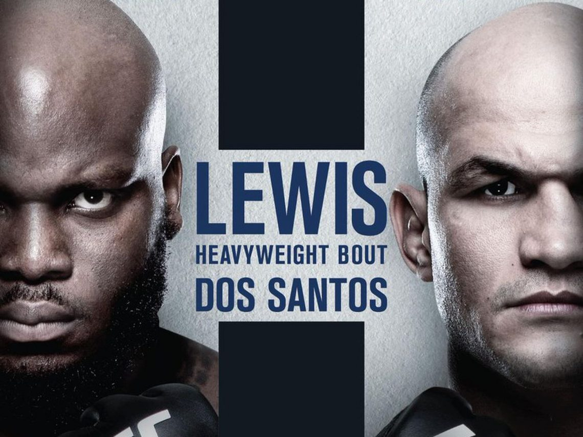 Risultati UFC Fight Night: Lewis vs. dos Santos 1