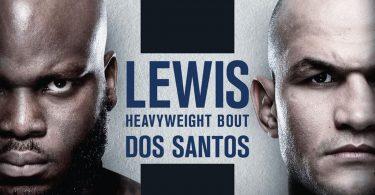 Risultati UFC Fight Night: Lewis vs. dos Santos 13