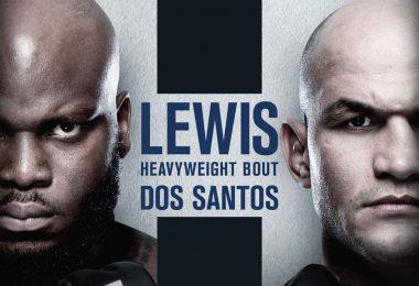 Risultati UFC Fight Night: Lewis vs. dos Santos 3