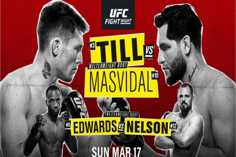 Risultati UFC Fight Night: Till vs. Masvidal 1