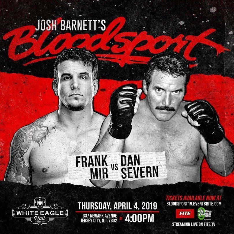 Josh Barnett's BloodSport 01: Non ho capito cosa sia, ma è il mio evento preferito 5