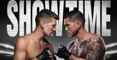 UFC FIGHT NIGHT: THOMPSON VS PETTIS 1