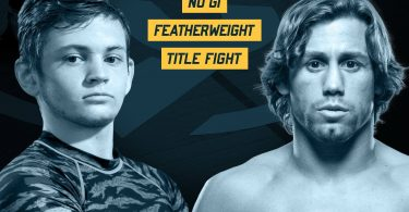 NICKY RYAN CONTRO URIJAH FABER A POLARIS 10 17