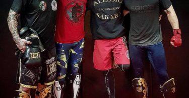 Alen Amedovski combatte questo sabato in UFC (in main card!) 5