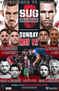 CRAIG JONES, DIEGO SANCHEZ, FRANK MIR E ALTRI AL SUBMISSION UNDERGROUND 8 2