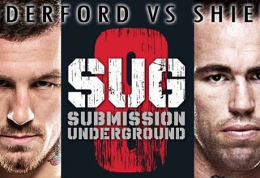 CRAIG JONES, DIEGO SANCHEZ, FRANK MIR E ALTRI AL SUBMISSION UNDERGROUND 8 15