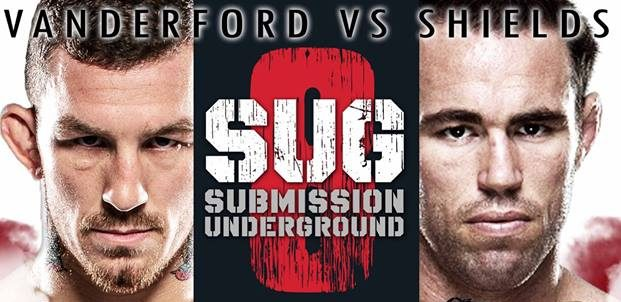CRAIG JONES, DIEGO SANCHEZ, FRANK MIR E ALTRI AL SUBMISSION UNDERGROUND 8 12
