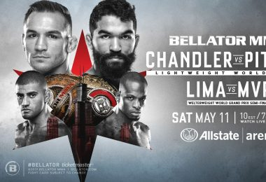 BELLATOR 221: CHANDLER VS. PITBULL 8