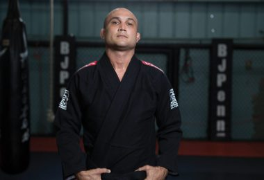 L'INCREDIBILE ASCESA NEL JIU JITSU DI BJ PENN 11