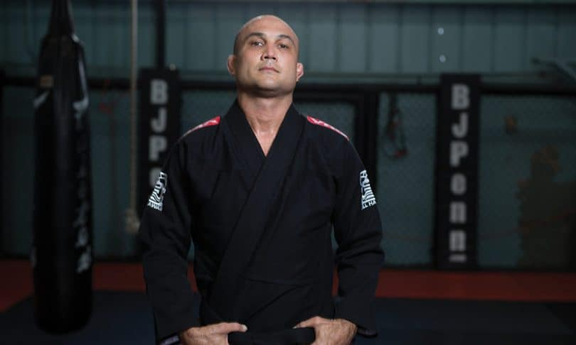 L'INCREDIBILE ASCESA NEL JIU JITSU DI BJ PENN 8
