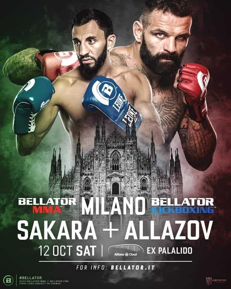 Bellator 230 / Bellator Milano 2019 2