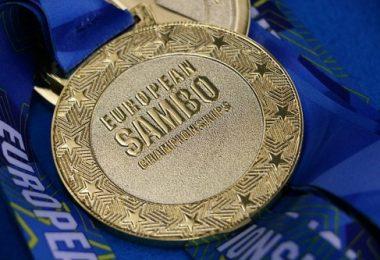 Risultati europei di Sambo 2019 Gijon 3