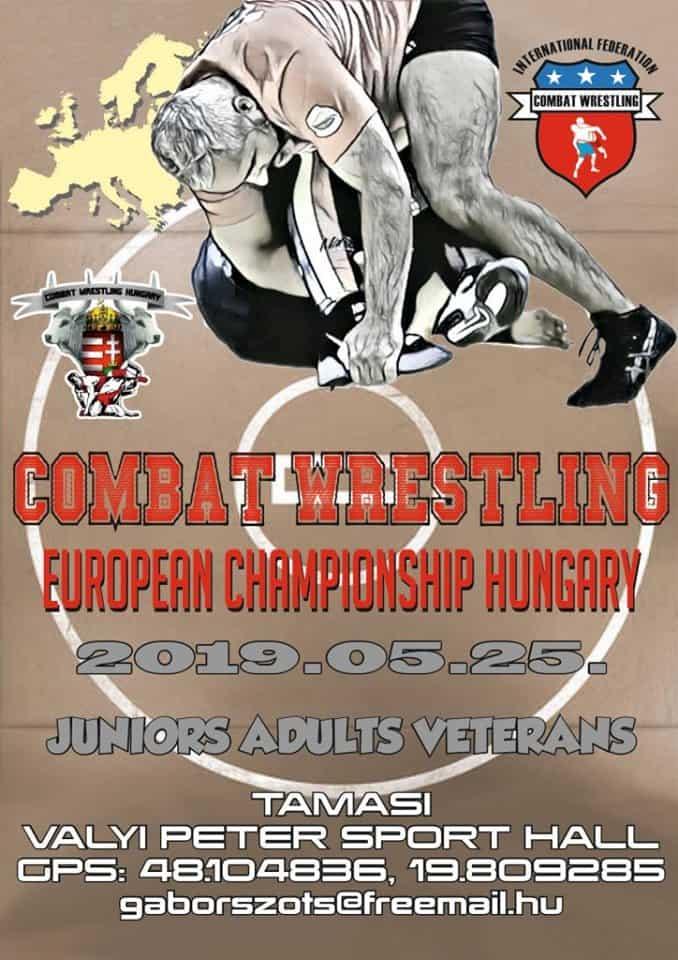Europei combat wrestling 1