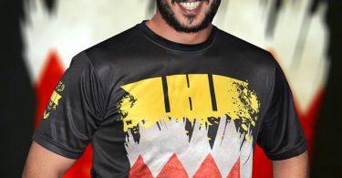 Principe Guerriero del Bahrain: Khalid Bin Hamad Al Khalifa. 6