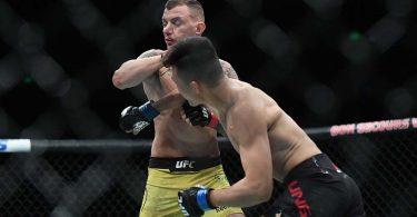 RISULTATI UFC GREENVILLE 1