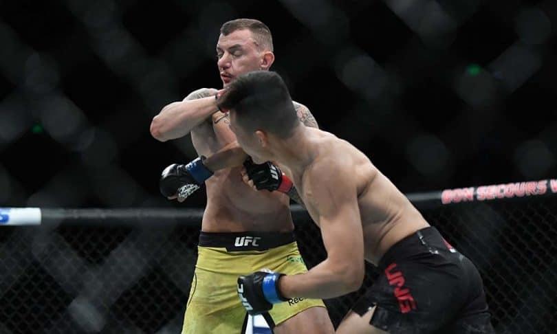 RISULTATI UFC GREENVILLE 3