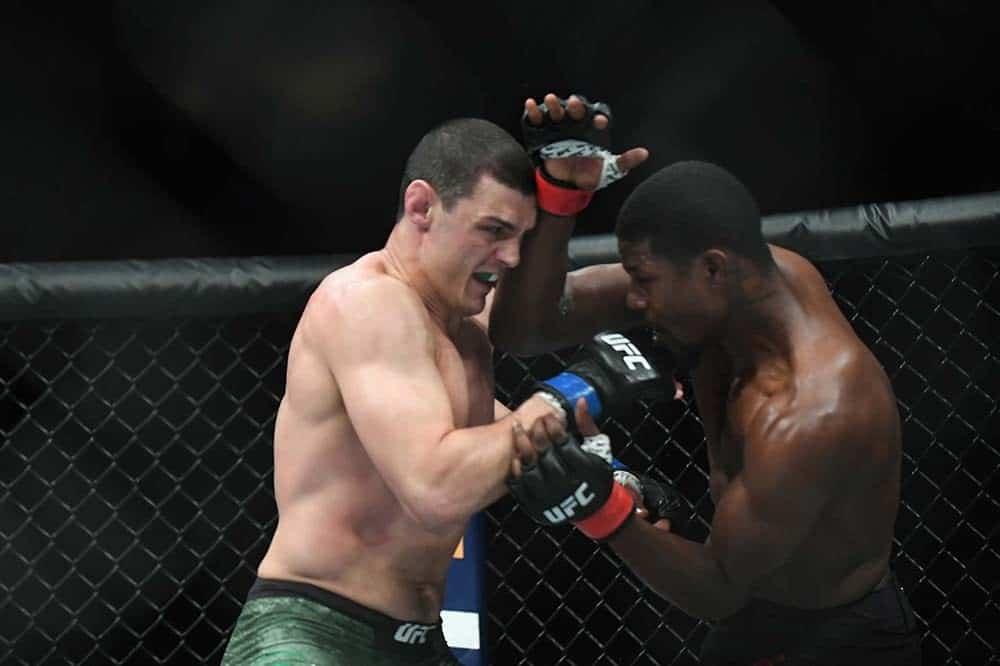 RISULTATI UFC GREENVILLE 12