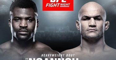 UFC ON ESPN3 : NGANNOU VS. DOS SANTOS 26