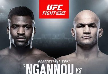 UFC ON ESPN3 : NGANNOU VS. DOS SANTOS 24