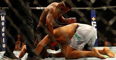 RISULTATI UFC ON ESPN 3: NGANNOU VS. DOS SANTOS 46