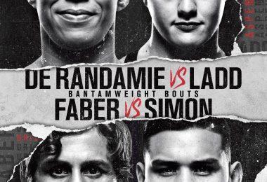 UFC SACRAMENTO 5