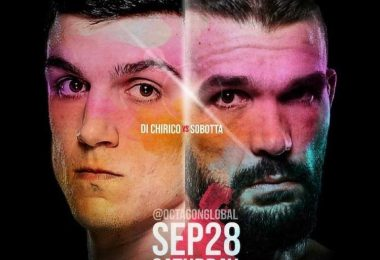 UFC Copenhagen 2019 avrà DUE fighter col tricolore! 12