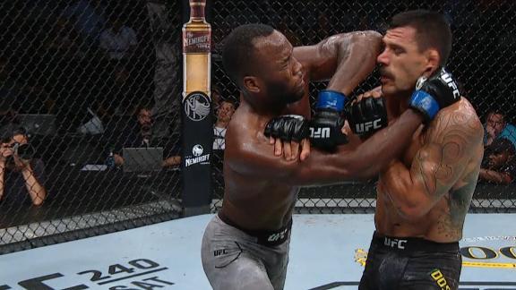 RISULTATI UFC ON ESPN 4 2