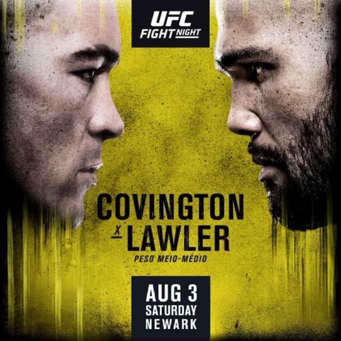 Risultati UFC on ESPN: Covington vs. Lawler (con Mara Borella) 1