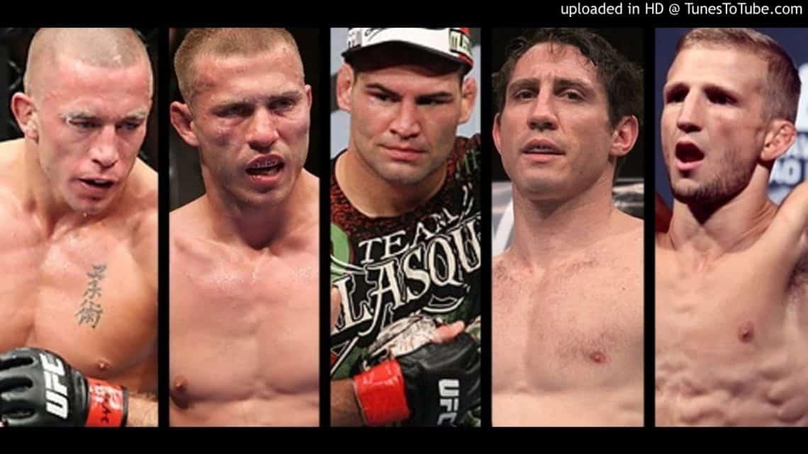 Si torna a parlare del sindacato dei fighter di MMA? 1