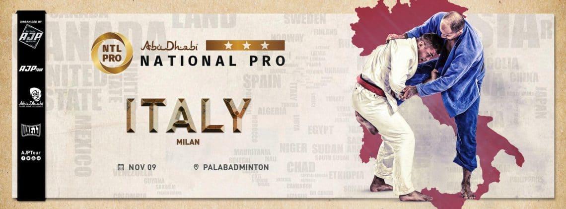 Abu Dhabi National Pro Italy di jiu-jitsu (milano) 1