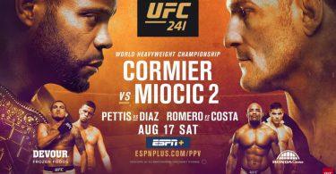 Risultati UFC 241: Cormier vs. Miocic 2 16