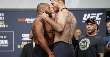 UFC 241 : CORMIER VS. MIOCIC II 19