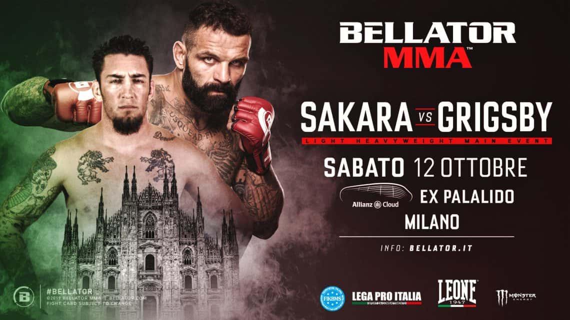 Bellator 230 / Bellator Milano 2019 1
