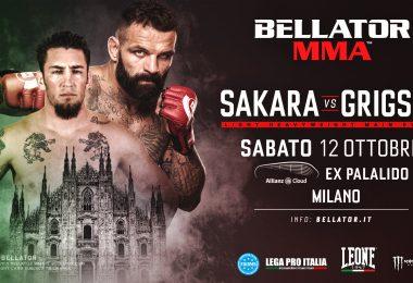 Bellator 230 / Bellator Milano 2019 3