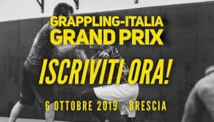 NASCE IL GRAPPLING-ITALIA GRAND PRIX! 2