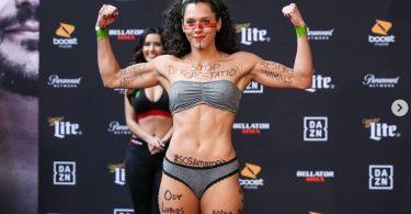 L'importante messaggio di Alejandra Lara, la fighter di MMA Colombiana che protesta contro la deforestazione 11