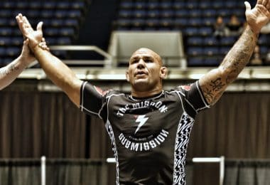 "Roberto ""Cyborg"" Abreu vince 40mila dollari all'IBJJF Heavyweight GP 21"