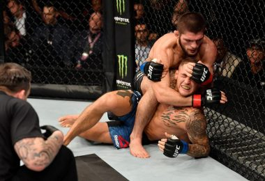 RISULTATI UFC 242 NURMAGOMEDOV VS. POIRIER 28