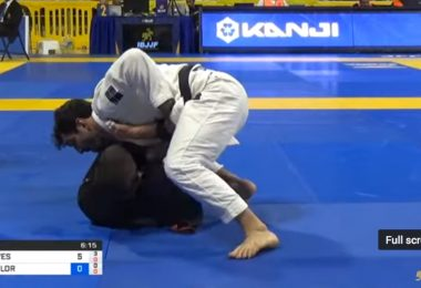 Video Lucas Lepri VS John Combs 7