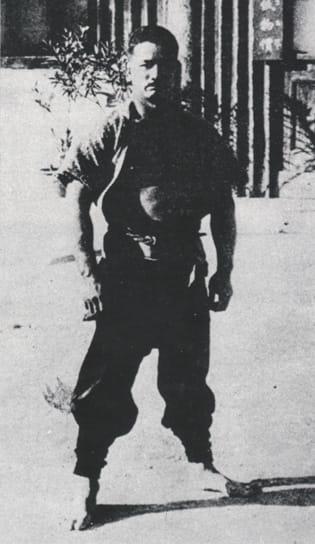 La Storia: Tatsukuma Ushijima (il maestro di Kimura) 34