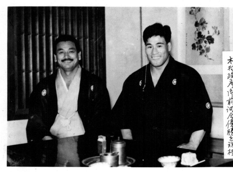 La Storia: Tatsukuma Ushijima (il maestro di Kimura) 3