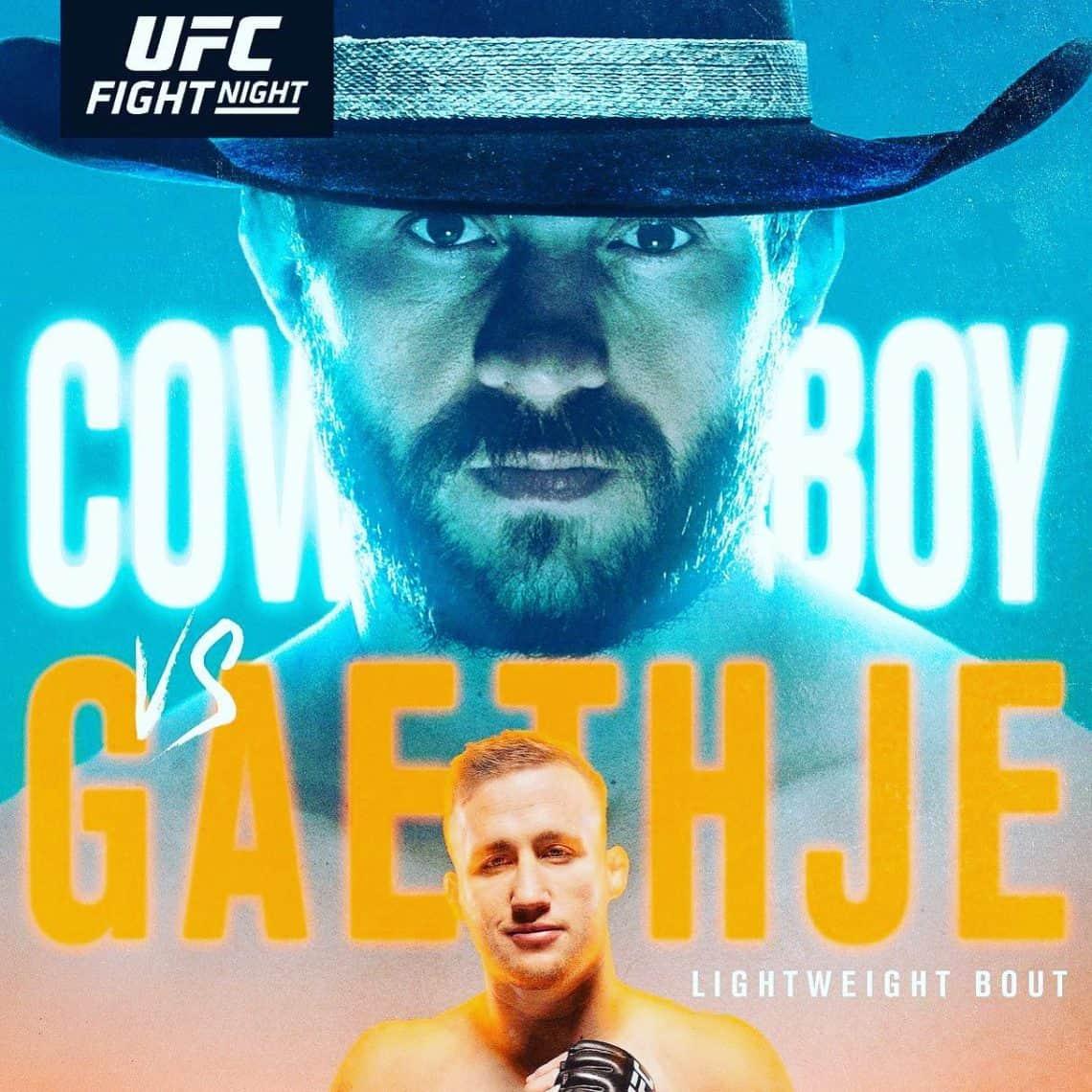 Risultati UFC Fight Night 158: Cowboy vs. Gaethje 1