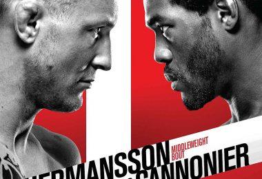 Risultati e commenti UFC Copenhagen 2019 (con Di Chirico, Amedovski, Belluardo...) 7