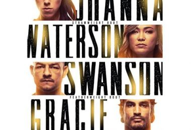 Risultati UFC Fight Night: Jedrzejczyk vs. Waterson 8