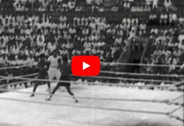 La Muay Thai nel 1950 (Oldskool Video) 2