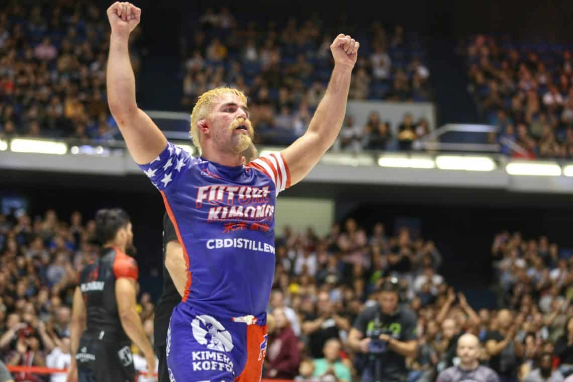 Assegnati i bonus awards dell'ADCC 2019: doppietta per Garry Tonon 1