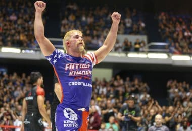Assegnati i bonus awards dell'ADCC 2019: doppietta per Garry Tonon 5